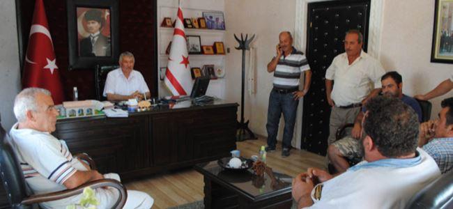 Paşaköy'de hayvan üreticileri dertli