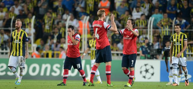 Fenerbahçe darmadağın: 0-3
