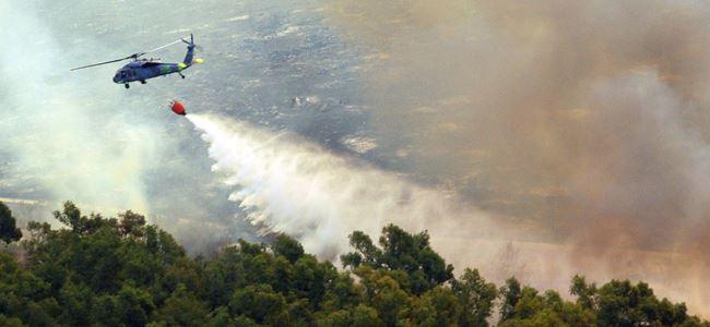 Siber: Yangın Helikopteri Kiralıyoruz