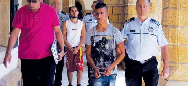 Aynı suçtan ikinci kez tutuklandılar