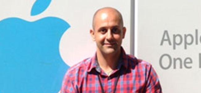 Apple'da kıdemli müdür olan Kıbrıslı Türk