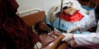 Yemen, kolera salgını