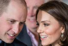 William, Kate Middleton