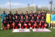 Maraş Master Futbol Takımı