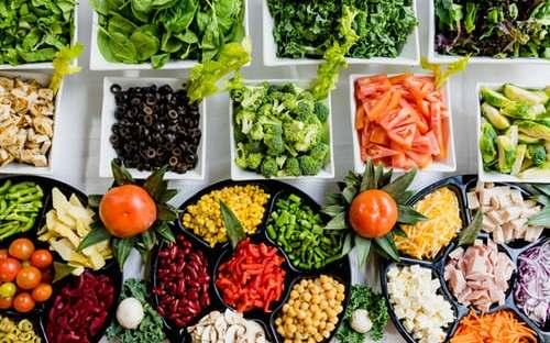Tip 5: voed je lichaam naar immuniteit