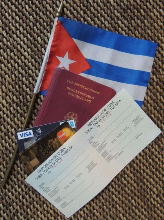 Kuba Reisetipps Reisedokumente Kuba