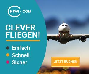 Link zu Kiwi.com