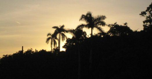Kuba Reisetipps Sonnenuntergang Varadero