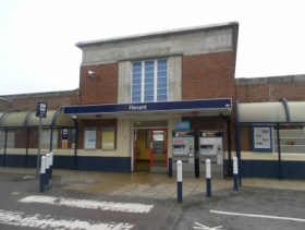 Havant Train Station