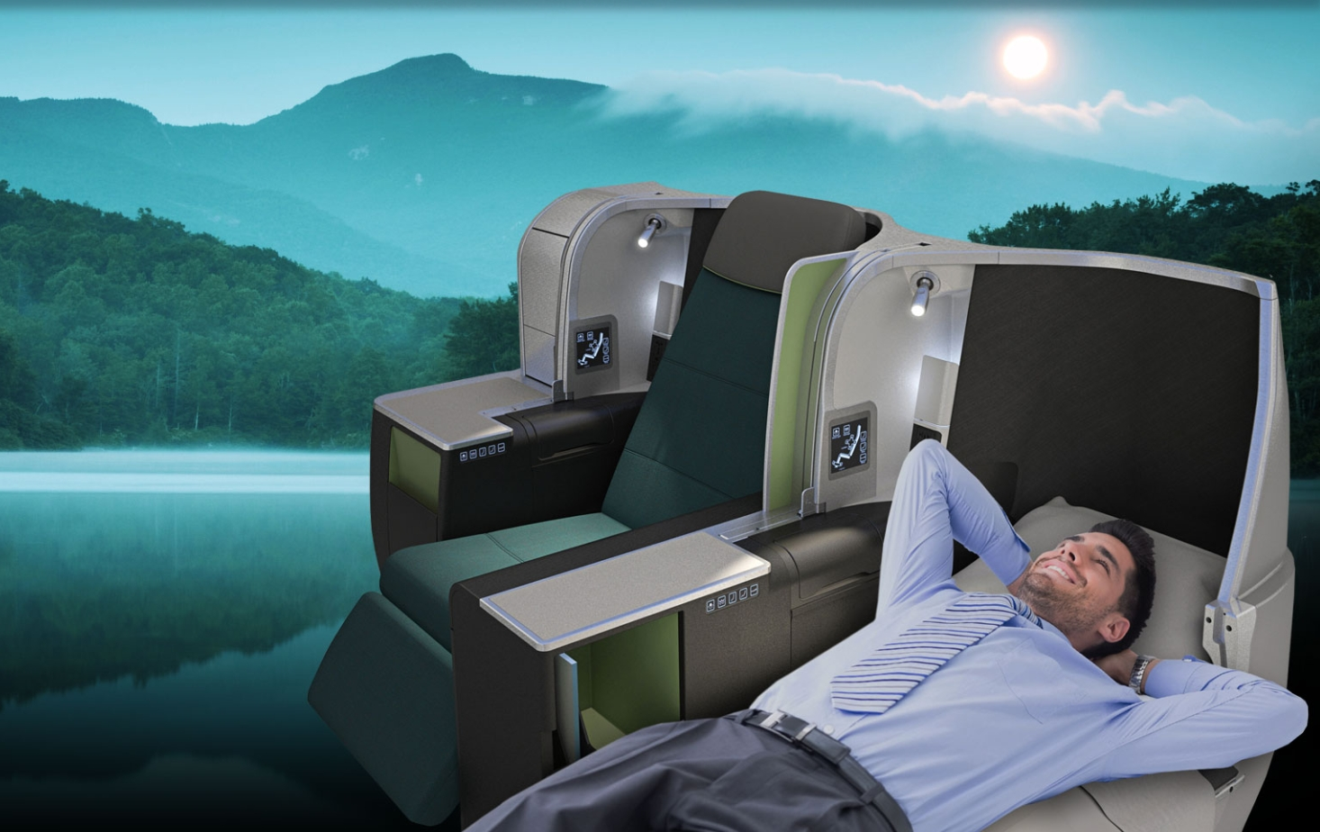 Aer Lingus new Business Class ticks many product and