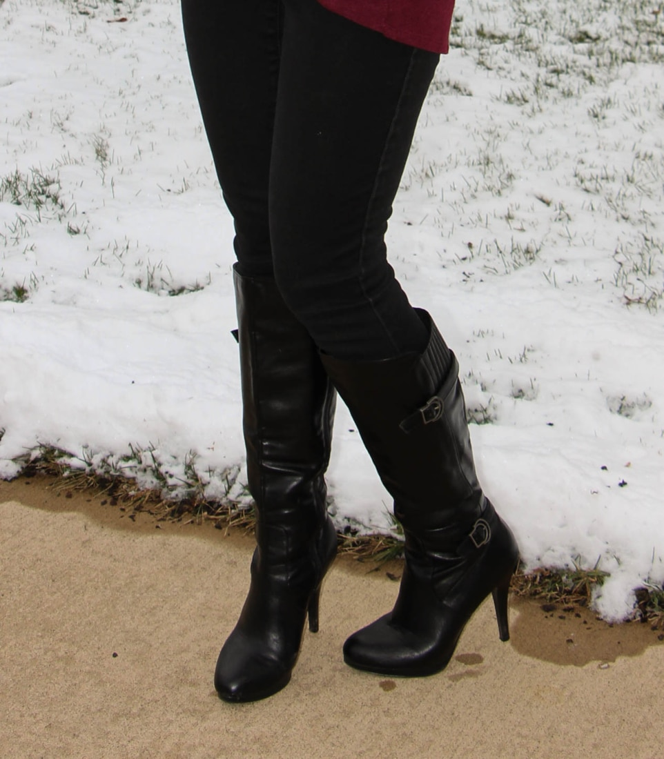 DSW Boots