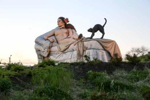 gardens for sculpture