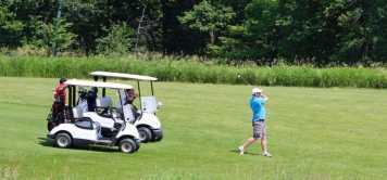 golf swing!