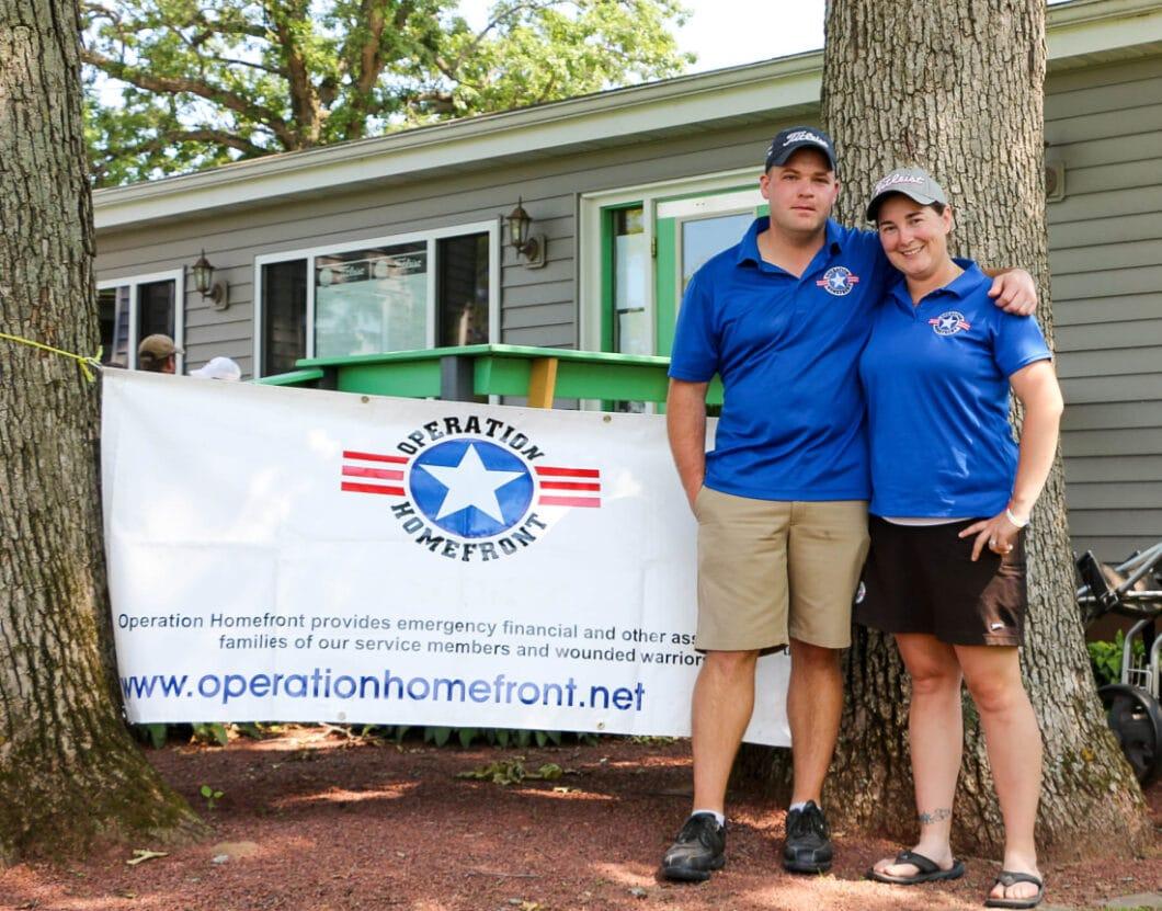Golfing for Veterans 2015