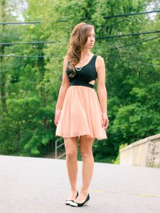 Blog Anniversary dress