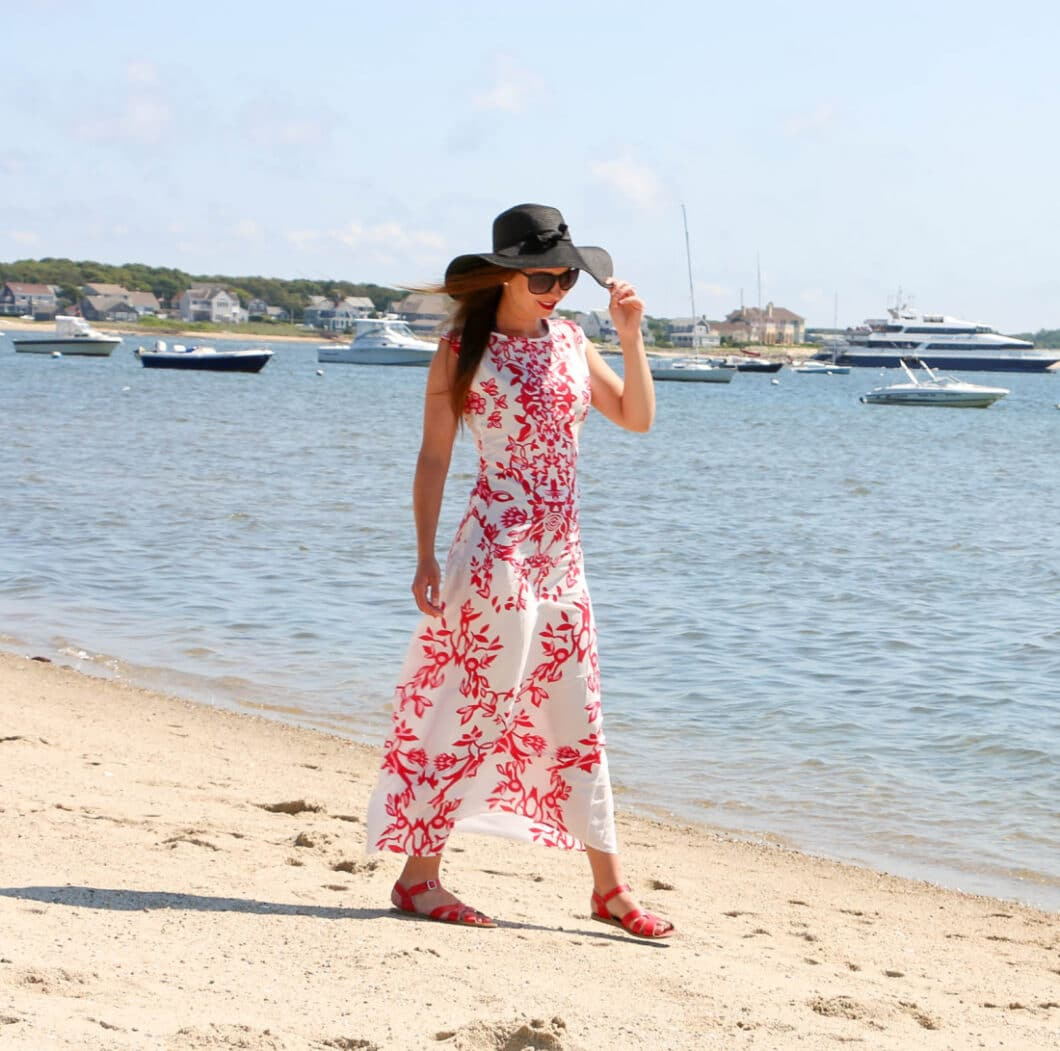 Relaxing in Cape Cod: Outfit