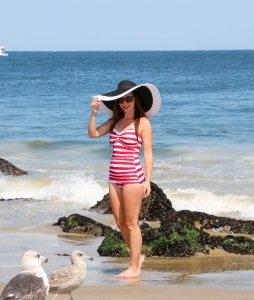 Esther Williams swimsuit