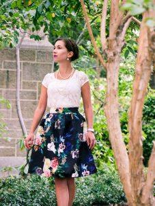 Shein skirt