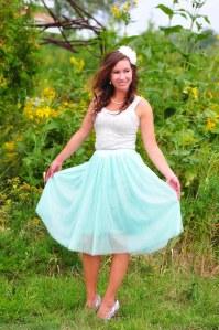 Inner Fairy Princess tulle skirt