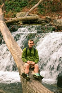 Mt Tammany waterfall