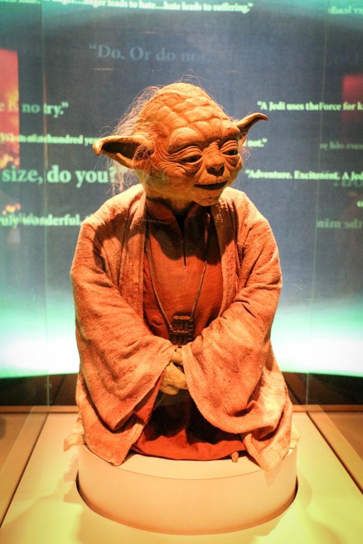 Yoda!