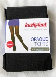 Kushyfoot tights
