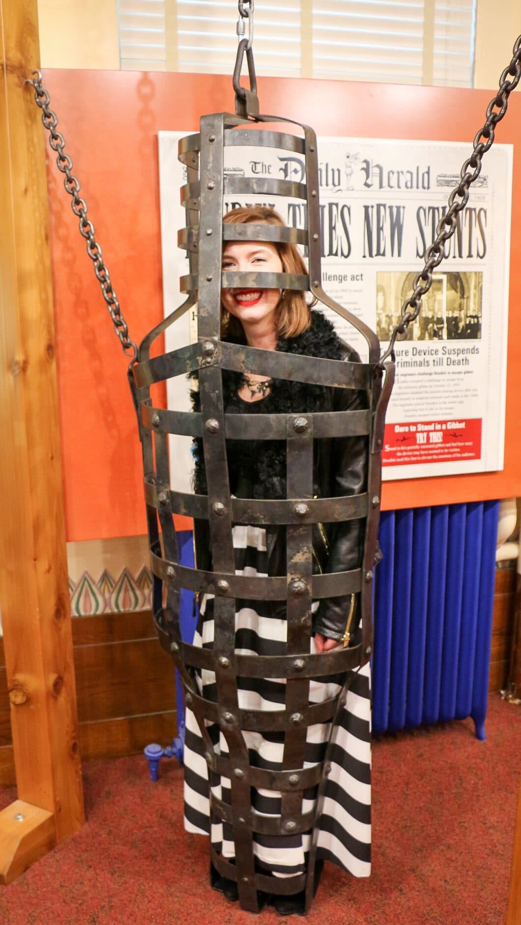 Houdini's Magical Museum in Appleton