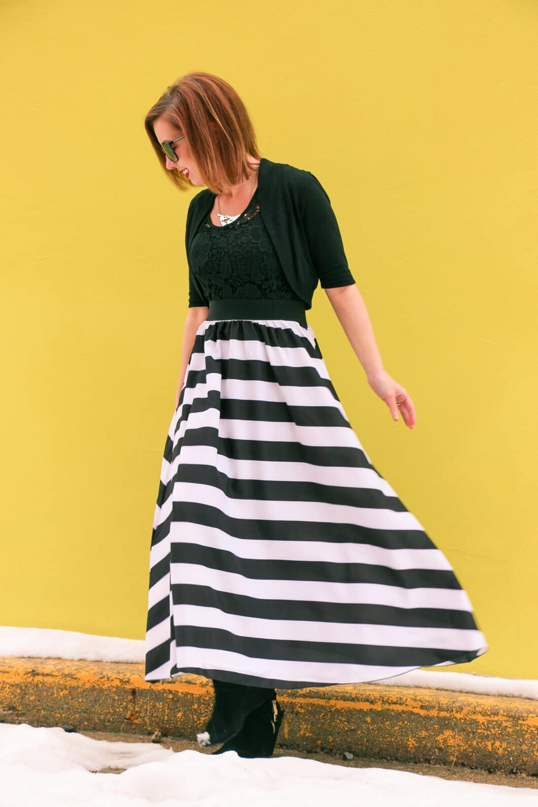 The Maxi Dress: From Summer to Winter