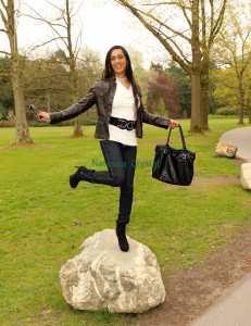 Natassia Featured Fashionista
