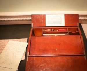 Jane Austen's writing tools