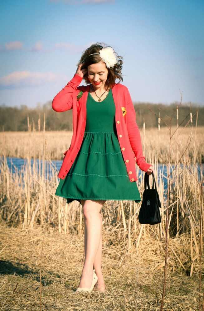 ModCloth Stylish Surprise dress