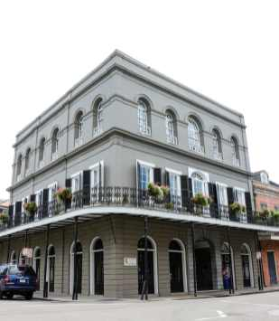 Madame Delphine LaLaurie's house