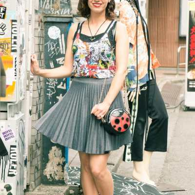 Adventures in Harajuku: Outfit