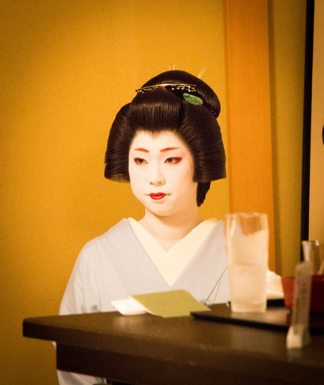 How to Spend an Evening with a Geisha