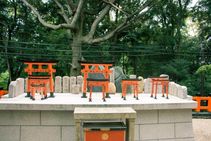Fushimi Inari Shrine (伏見稲荷大社, Fushimi Inari Taisha)Fushimi Inari Shrine (伏見稲荷大社, Fushimi Inari Taisha)