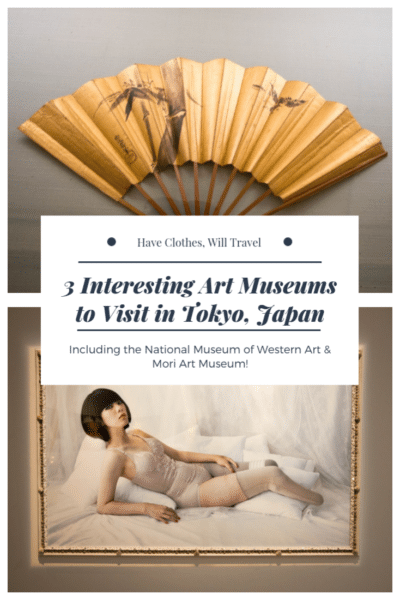 Amazing Art Museums in Tokyo, Japan