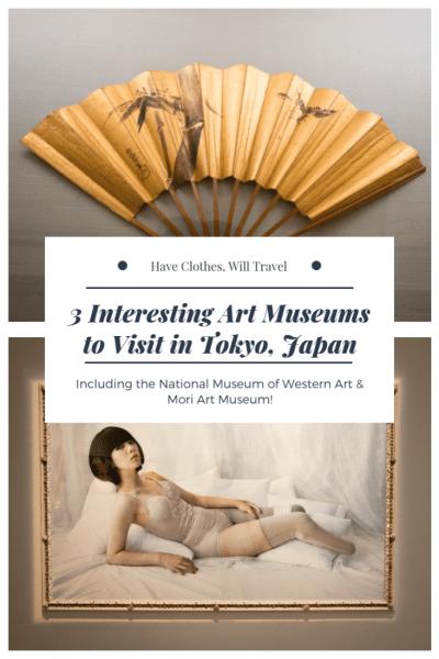 Amazing Art Museums in Tokyo, Japan