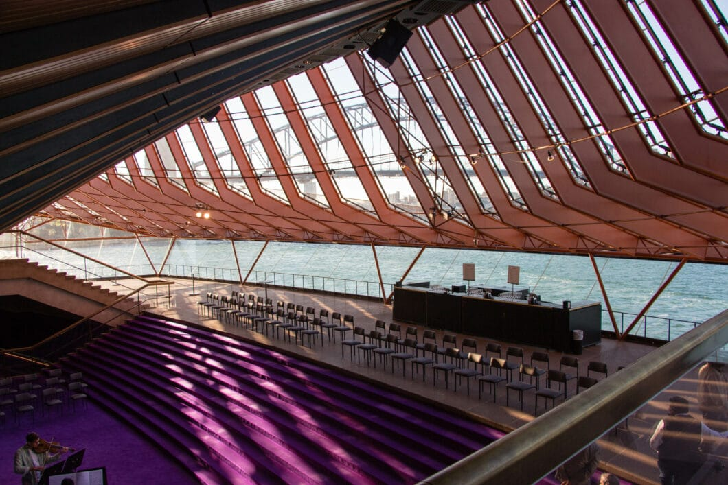 inside the sydney opera house