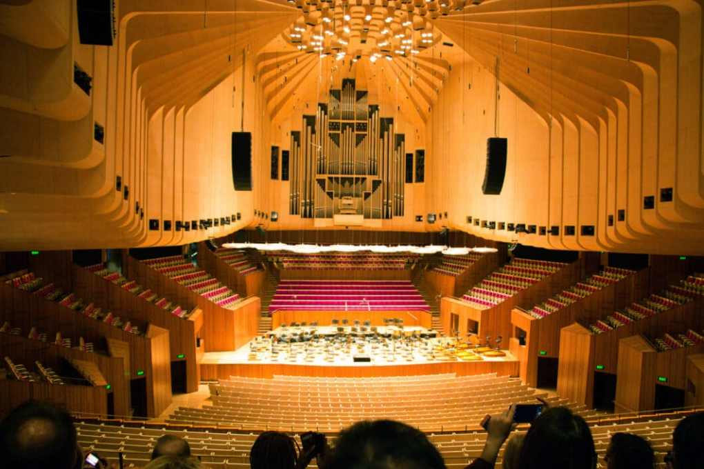 orchestra theater