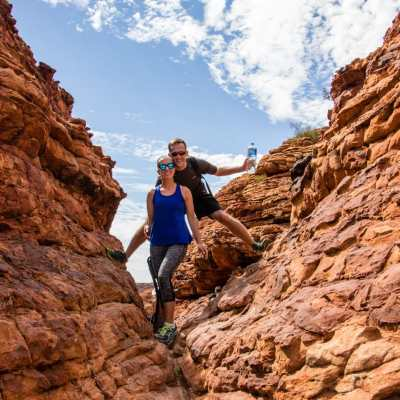 Hiking Kings Canyon – The Red Centre's Best Kept Secret