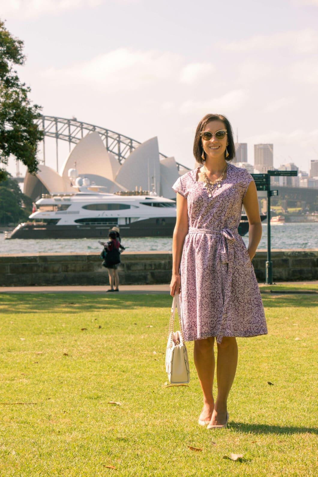 passion lilie dress