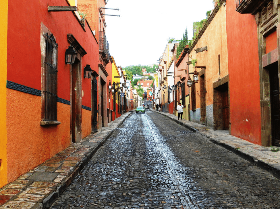 Mexico's Hidden Gem -The City of San Miguel de Allende