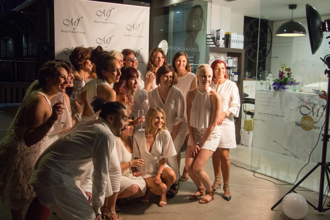 Marie-France Group Stylists