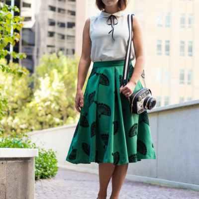 Dear Fan Skirt, Until We Meet Again