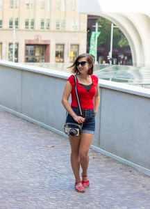 Judy Blue jean shorts