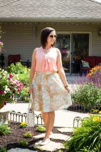 modcloth map skirt