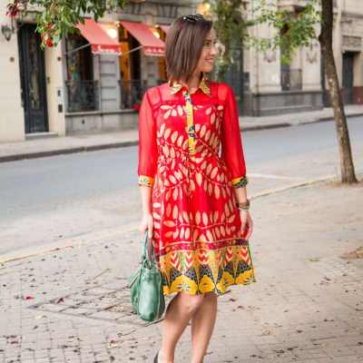The Power of the Shirtdress