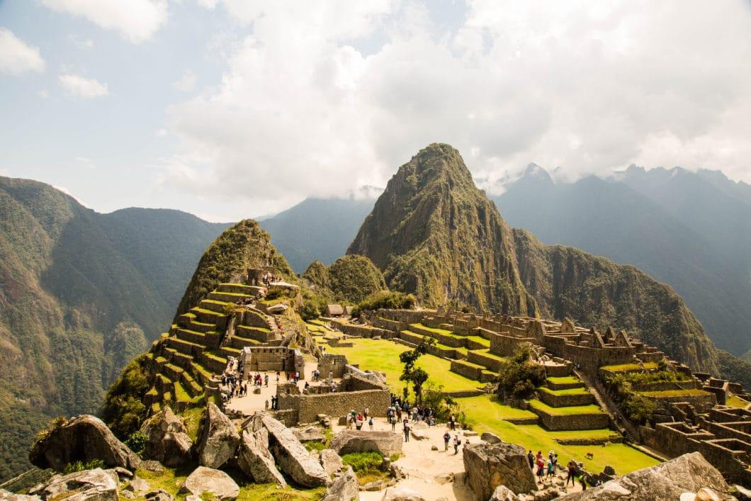 Machu Picchu