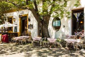 Cafe in colonia