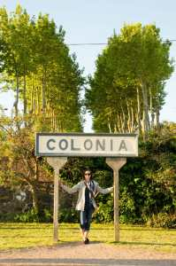Colonia sign